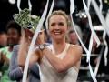 Свитолина выиграла турнир в Нью-Йорке