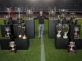 Защитник Барселоны трогательно попрощался с клубом и не сдержал слез