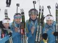 Эхо допингового скандала. Женскую сборную Украины по биатлону лишили серебра ЧМ-2011