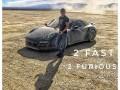 Дрифт в пустыне: Ломаченко устроил гонки на Порше