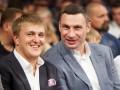 Кличко, Ващук и братья Вирастюки: ВИП-гости на бое Усик - Мюллер