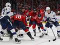 НХЛ: Вашингтон обыграл Тампу, Миннесота сильнее Филадельфии