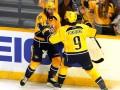 НХЛ: Нэшвил забросил пять шайб Питтсбургу, сократив счет в серии