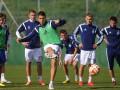 Динамо завершило тренировочный сбор в Марбелье интенсивной тренировкой