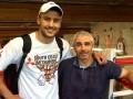 Гвоздик: Анатолий Ломаченко помогает мне в тренировочном лагере