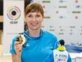 Украинка Костевич завоевала золото на этапе Кубка мира по пулевой стрельбе