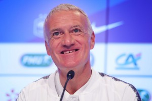 Дешам признан лучшим тренером года по версии ФИФА