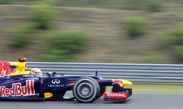 Red Bull рассчитывает на успех в Венгрии