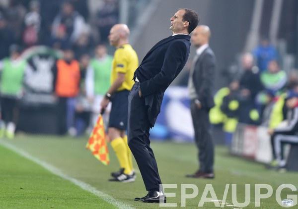 Аггегри верит, что Ювентус может пройти в Лиге чемпионов Баварию