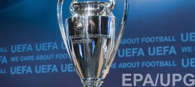 Стали известны все участники плей-офф раунда Лиги чемпионов