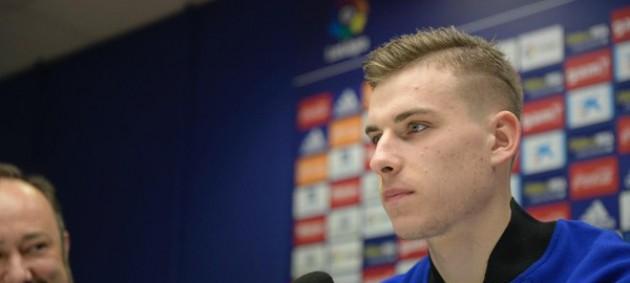 Лунин: Хочу вернуться в Реал и стать первым номером команды