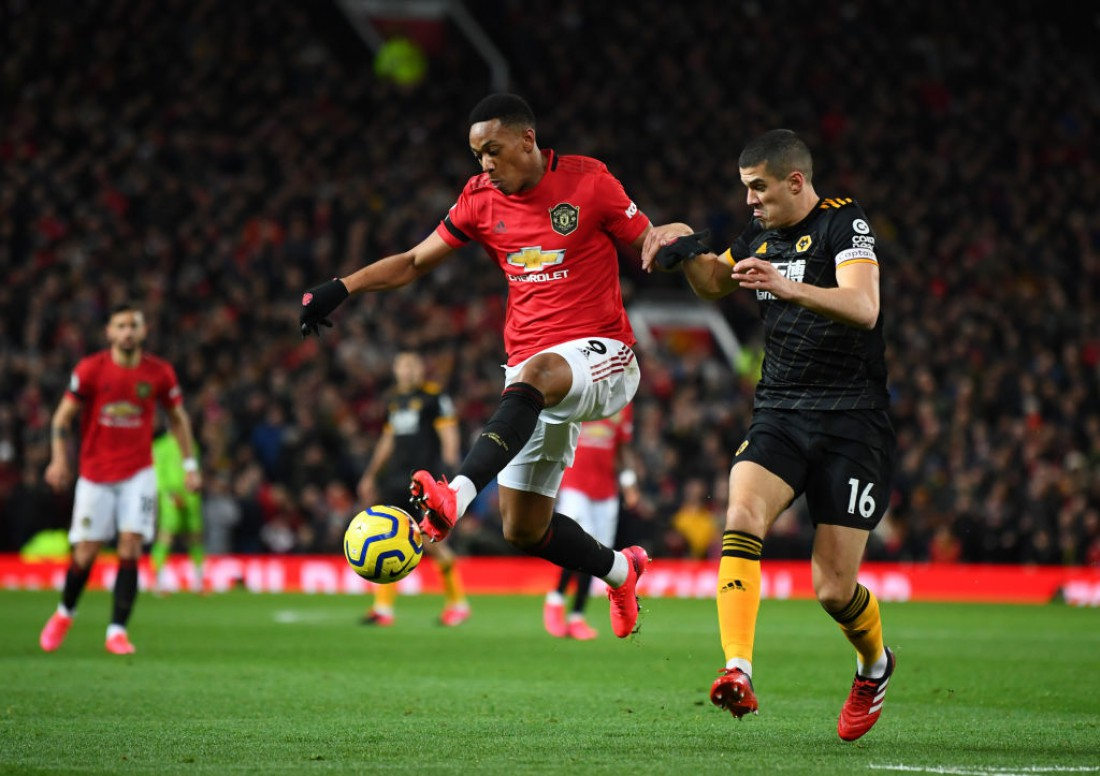Манчестер Юнайтед - Вулверхэмптон: обзор матча