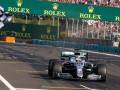 Мерседес вырвал победу у Ред Булла в концовке Гран-при Венгрии
