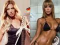 Германия против Аргентины: Чьи девушки и жены красивее (фото)