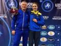 Украина завоевала первую медаль чемпионата Европы по борьбе