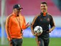 Стало известно, кого Роналду хочет видеть на посту главного тренера Ювентуса