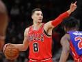 Перехват и данк ЛаВина – среди лучших моментов дня НБА