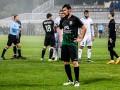 Милевский забил первый гол за Тосно