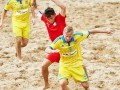 Пляжный футбол: Украина разгромила Молдову и вынуждена болеть за Россию
