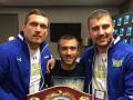 Украинское олимпийское трио готово к предстоящим боям в Мэриленде