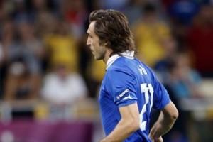 Пирло рад успеху сборной Италии