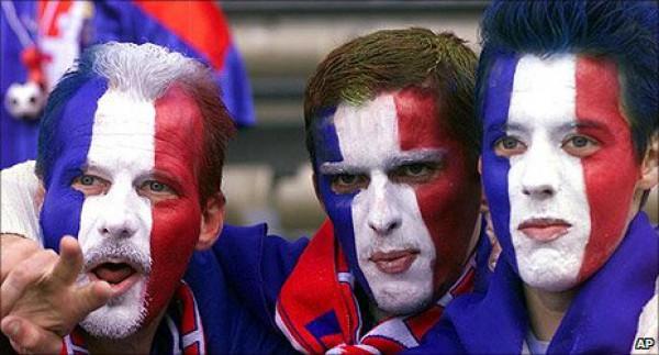 В победу Франции верит меньшинство фанатов сборной