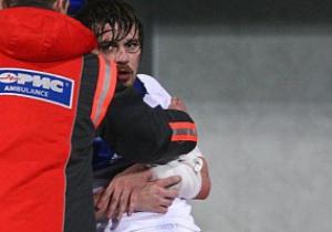 Милевский вернется на поле к первому матчу с Брагой