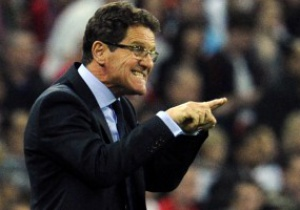 Наставник сборной Англии хочет завершить карьеру победой на Евро-2012