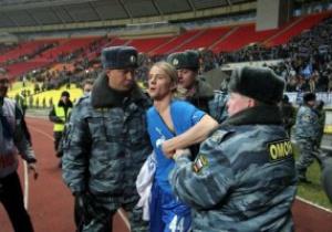 Матчи чемпионата России по футболу будут проходить без привлечения ОМОНа