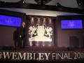 Кубок Чемпионов прибыл в Лондон