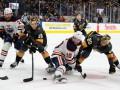 НХЛ: Бостон справился с Баффало, Даллас вырвал победу у Лос-Анджелеса