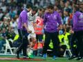 Лидер Реала выбыл на месяц из-за травмы