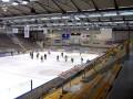 Поле битв. ХК Донбасс осмотрел ледовую арену в Руане