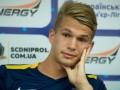 Супряга стал лучшим молодым игроком в прошлом сезоне УПЛ
