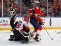 НХЛ: Коламбус всухую одолел Вашингтон, Оттава крупно проиграла Флориде