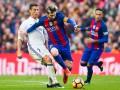 Экс-игрок Барселоны и Реала не смог определить лучшего между Месси и Роналду