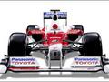 Toyota представила новый болид