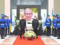 В Киеве попрощались с Олегом Базилевичем