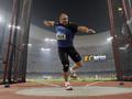 Дискобол: Эстонец завоевал золото