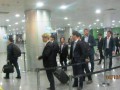 Сборная Кореи первой прибыла в Киев на чемпионат мира по хоккею