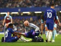 Хадсон-Одои получил повреждение в матче против Бернли и досрочно завершил сезон