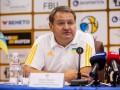 Наставник сборной Украины: Стоит задача выйти в финальную часть Евробаскета
