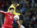 Бразилия - Северная Корея - 2:1