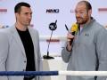 Фьюри: Кличко в свои 41 слишком стар, а Джошуа в боксе из-за денег