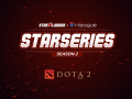 Dota 2: Онлайн трансляция турнира  SL i-League StarSeries S2
