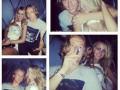 Куда смотрит жена? Полузащитник Реала в США развлекается с блондинкой (ФОТО)