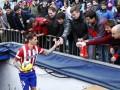 Сосу освистали болельщики перед возможным дебютом за Атлетико