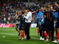 ФИФА наказала федерации футбола Хорватии и Швеции