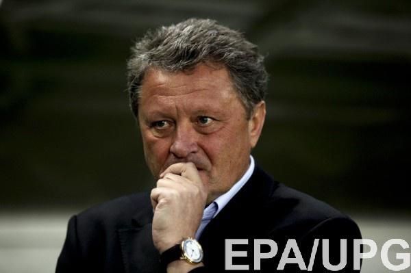 Маркевич положительно оценил игру сборной Украины