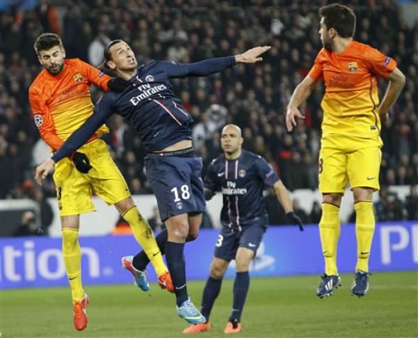 Барселона старалась остановить Ибрагимовича как могла